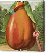 How Do I A Pear Canvas Print