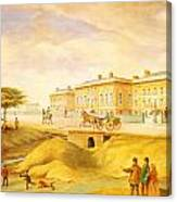 Howard John George 1803 1890 Canvas Print