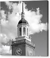 Howard University Founders Library Canvas Print