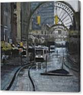 Howared Street Canvas Print