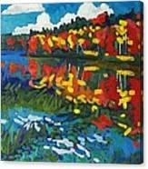 Howry Creek Canvas Print
