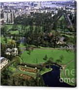 Het Park Canvas Print