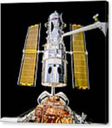 Hubble Space Telescope Redeployment  Canvas Print