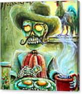 Huevos Rancheros Canvas Print