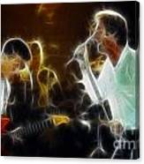 Huey Lewis-chris-gd15a-fractal-1 Canvas Print