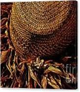 Hula Hats 7 Canvas Print