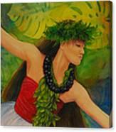Hulakahiko Canvas Print