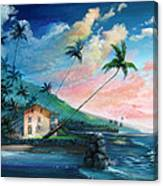 Hulihe'e Palace Canvas Print