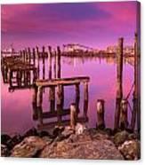 Humboldt Twilight Glow Canvas Print