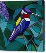 Hummingbird Hamlet Canvas Print