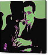 Humphrey Bogart And The Maltese Falcon 20130323 Canvas Print