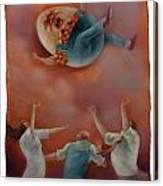 Humpty Canvas Print