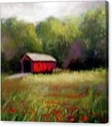 Hune Bridge Canvas Print