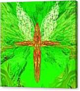 Hunger Cross 7 Canvas Print