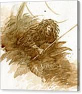 Hunter Canvas Print