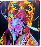 Hunter S Thompson Canvas Print