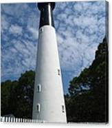 Hunting Island Light - South Carolina Canvas Print