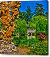 Huntington Gardens Ca Canvas Print