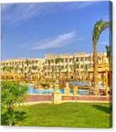 Hurghada Hotel 02 Canvas Print