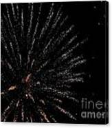 Huron Ohio Fireworks 14 Canvas Print