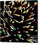 Huron Ohio Fireworks 15 Canvas Print