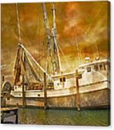 Hurricane Eve Canvas Print