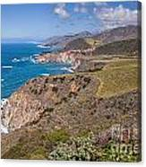 Hurricane Point Vista Canvas Print