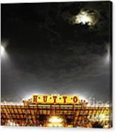 Hutto Hippo Stadium Canvas Print
