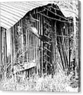 Hwy 61 La Shed Canvas Print