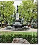 Hyde Park Cincinnati 0056 Canvas Print