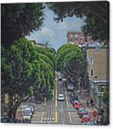 Hyde Street Canvas Print