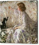 Hydrangeas, 1901 Canvas Print