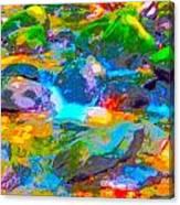 Hyper Childs Y10 Canvas Print