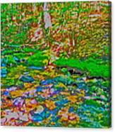 Hyper Childs Y15 Canvas Print