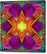 Hypnotic Expression Canvas Print