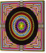 Hypnotico Canvas Print