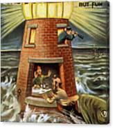 I Always Was A Jonah Canvas Print