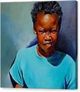 I Am Somebody Canvas Print