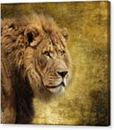 I Am The King Canvas Print