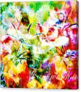 I Am Worth It Canvas Print