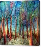 I Arose Morning  Canvas Print
