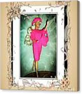 I Had A Great Time - Fashion Doll - Girls - Collection Canvas Print