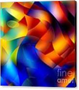 I Have Saved All My Ribbons Canvas Print