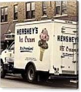 I Love Hersheys Canvas Print
