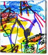 Ibiza 8 Canvas Print