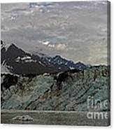 Ice And Dirt Canvas Print