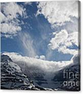 Ice Field Parkway Canvas Print
