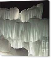 Ice Flow 20 Canvas Print