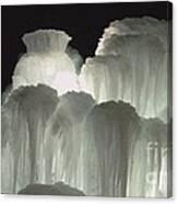 Ice Flow 4 Canvas Print