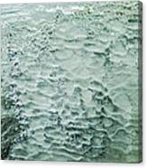 Ice Formations IIi Canvas Print